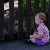 Entuzjazm Mysza w Disney Worldzie.